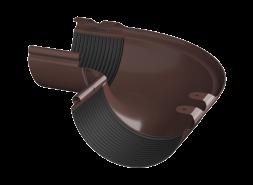 ТН МВС, внешний угол 90°, коричневый
