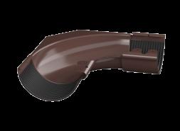 ТН МВС, внутренний угол 90°, коричневый