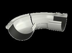 ТН МВС, угол внешний, регулируемый 100 -165°, белый