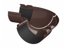 ТН МВС, угол внешний, регулируемый 100 -165°, коричневый