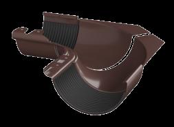 ТН МВС, угол внутренний, регулируемый 100 -165°, коричневый