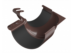 ТН МВС, угол желоба внутренний 135°, коричневый