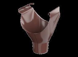 ТН МВС, воронка желоба, коричневая