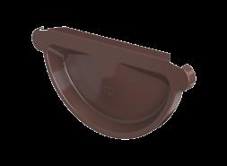 ТН МВС, заглушка универсальная, коричневая