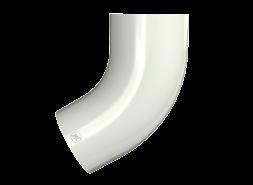 ТН МВС, колено трубы 60°, белое