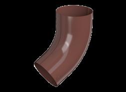 ТН МВС, колено трубы 60°, коричневое