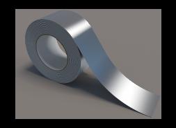 Лента алюминиевая 48мм*50м