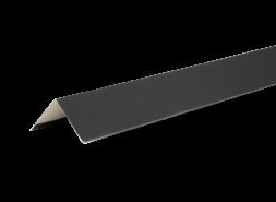 ТЕХНОНИКОЛЬ HAUBERK уголок металлический внешний, полиэстер, RAL 7024 темно-серый, шт.