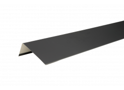 ТЕХНОНИКОЛЬ HAUBERK наличник оконный металлический, полиэстер, RAL 7024 темно-серый, шт.