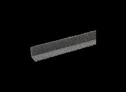 ТЕХНОНИКОЛЬ HAUBERK уголок металлический внутренний, сланец, шт.