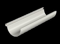 ТН ПВХ МАКСИ желоб 3м, белый