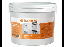 Герметик ISOBOX Акриловый для межпанельных швов (серый), 7кг