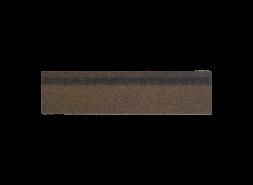 Коньки-карнизы SHINGLAS Коричневый микс 253х1003 мм (20 гонтов, 20 пог.м, 5 кв.м)