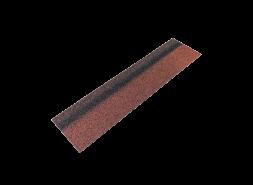 Коньки-карнизы SHINGLAS Красный экстра 253х1003 мм (20 гонтов, 20 пог.м, 5 кв.м)