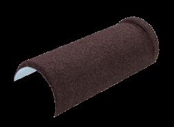 Конек полукруглый LUXARD Мокко, 395х148 мм, (радиус 74 мм)