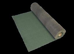 Ендовный ковер SHINGLAS, 10x1 м, Темно-зеленый