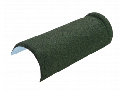 Конек полукруглый LUXARD Абсент, 395х148 мм, (радиус 74 мм)