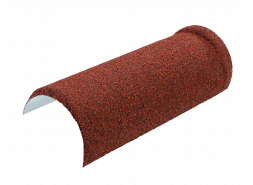 Конек полукруглый LUXARD Бордо, 395х148 мм, (радиус 74 мм)