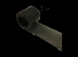 ТЕХНОНИКОЛЬ вентиляционная лента ПВХ черная, 5м