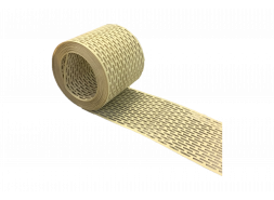 ТЕХНОНИКОЛЬ вентиляционная лента ПВХ белая, 5м