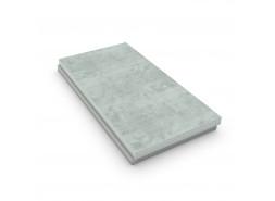 Панель Ц-XPS CARBON 1180Х580Х60-L (56 плит, 38,3264 м2) с полимер-цементной стяжкой
