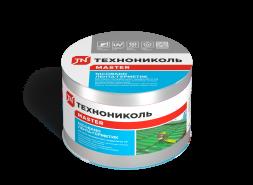 NICOBAND серебристый 10м х 10см ГП (коробка 3 рулона)
