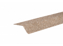 Планка карнизная с гранулятом, латунный, шт.