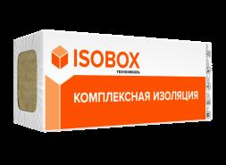 Утеплитель ИЗОБОКС ИНСАЙД, 1200Х600Х100 мм (6 плит, 4,32кв. м)