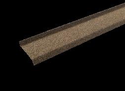 ТЕХНОНИКОЛЬ HAUBERK планка цокольная, песчаный