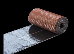 ТЕХНОНИКОЛЬ лента гофрированная для примыканий A-Flex F2 280 ECO красная, 5м