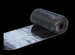 ТЕХНОНИКОЛЬ лента гофрированная для примыканий A-Flex F2 280 ECO черная, 5м
