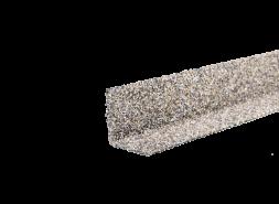 ТЕХНОНИКОЛЬ HAUBERK уголок металлический внутренний, серо-бежевый