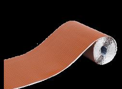 Гофрированная лента для примыканий NICOFLEX 300, RAL 8004 кирпично-красный, 5м.