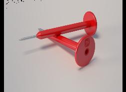 Телескопический крепёж 180 мм, 330 шт/уп.