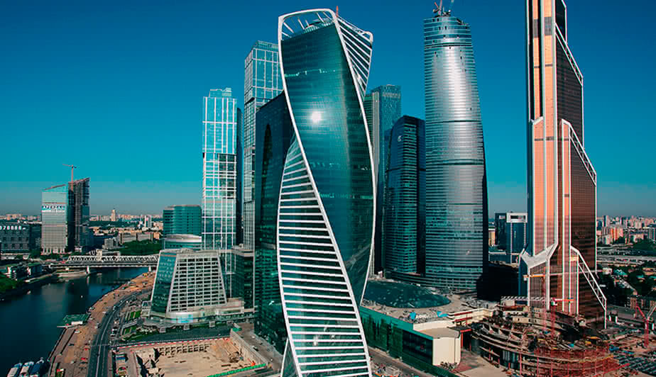 Москва-Сити, башня эволюции