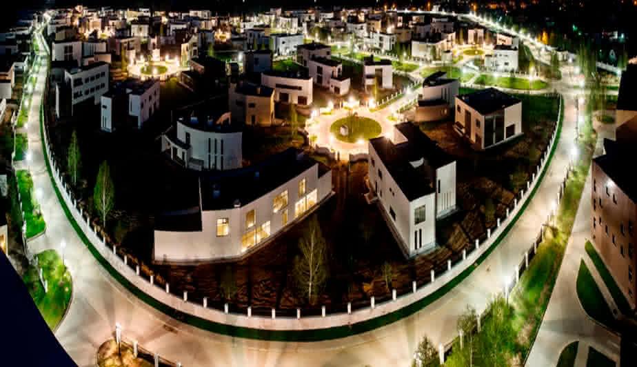 Коттеджный поселок «Резиденция березки»